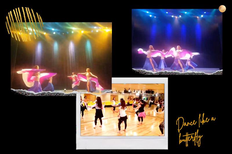 ベリーダンス オールレベルコース(レベル★~★★)